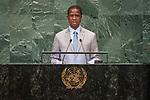 DSG meeting<br /> <br /> AM Plenary General DebateHis<br /> <br /> <br /> His Excellency Edgar Chagwa LUNGU President of the Republic of Zambia