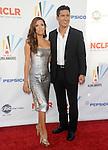 Eva Longoria Parker & Mario Lopez at The 2009 Alma Awards held at Royce Hall at UCLA in Westwood, California on September 17,2009                                                                   Copyright 2009 DVS / RockinExposures