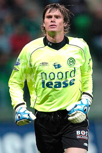 groningen - fc utrecht  eredivisie seizoen 2007-2008 14-09- 2007 brian van loo