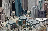 aerial photograph Foundry Square Transbay San Francisco
