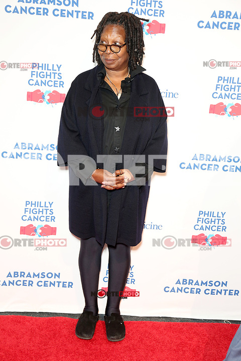 PHILADELPHIA, PA - OCTOBER 28: Whoopi Goldberg pictured backstage  at Philly Fights Cancer round 3 at The Navy Yard in Philadelphia, Pa on October 28, 2017  Credit: Star Shooter/MediaPunch /NortePhoto.com