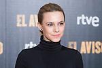 "Aura Garrido attends to the presentation of the film ""El Aviso"" at URSO Hotel in Madrid , Spain. March 19, 2018. (ALTERPHOTOS/Borja B.Hojas)"