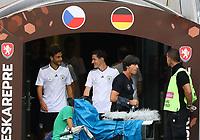 Bundestrainer Joachim Loew (Deutschland Germany) kommt zum Abschlusstraining - 31.08.2017: Abschlusstraining Deutschland in Prag, Marriott Hotel