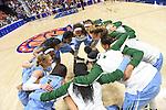 Tulane vs UConn (AAC Women's Semis 2016)