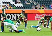 Fifa Women's World Cup Germany 2011 : Brazil - Australia  at Borussia - Park in Munchengladbach : Ester.foto DAVID CATRY / Vrouwenteam.be