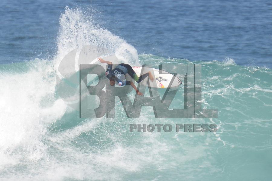 SAQUAREMA, RJ, 16.05.2018 - WSL-RJ - Kanoa Igarashi, no Oi Rio Pro etapa da WSL na Praia de Itaúna, Saquarema, Rio de Janeiro nesta quarta-feira, 16. (Foto: Clever Felix/Brazil Photo Press)