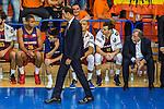 FC Barcelona Lassa's Georgios Bartzokas during the match of Endesa ACB League between Fuenlabrada Montakit and FC Barcelona Lassa at Fernando Martin Stadium in fuelnabrada,  Madrid, Spain. October 30, 2016. (ALTERPHOTOS/Rodrigo Jimenez)