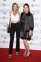Georgia Harrison and Fran Parman<br /> at the closing party for Comedy Central UK's FriendsFest at Clissold Park, London<br /> <br /> <br /> ©Ash Knotek  D3307  14/09/2017