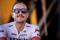 stage winner John Degenkolb (DEU/Trek Segafredo)  at the pre race sign on. <br /> <br /> Stage 9: Arras Citadelle > Roubaix (154km)<br /> <br /> 105th Tour de France 2018<br /> ©kramon