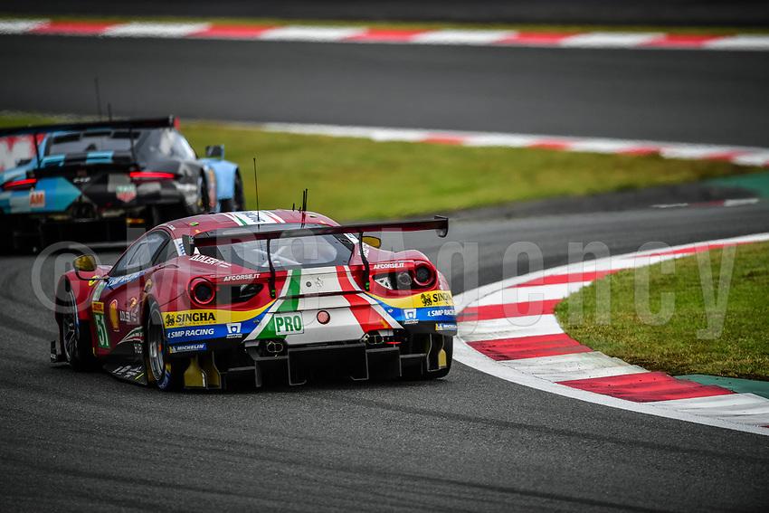 #51 AF CORSE (ITA) FERRARI 488 GTE EVO GTE PRO ALESSANDRO PIER GUIDI (ITA) JAMES CALADO (GBR)