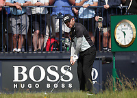 15th July 2021; Royal St Georges Golf Club, Sandwich, Kent, England; The Open Championship, PGA Tour, European Tour Golf,  First Round ; Louis Oosthuizen (RSA) on the 3rd tee