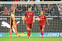 left to right goalwart Manuel NEUER (M), Niklas SUELE (SÃ_le, M), Joshua KIMMICH (M) disappointed after the goal to 1: 0, Soccer 1. Bundesliga, 1st matchday, Borussia Monchengladbach (MG) - FC Bayern Munich (M) 1: 1, on August 13th, 2021 in Borussia Monchengladbach / Germany. #DFL regulations prohibit any use of photographs as image sequences and / or quasi-video # Â
