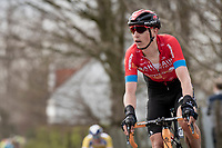 Dylan Teuns (BEL/Bahrain - Victorious) up the Taaienberg<br /> <br /> 64th E3 Classic 2021 (1.UWT)<br /> 1 day race from Harelbeke to Harelbeke (BEL/204km)<br /> <br /> ©kramon