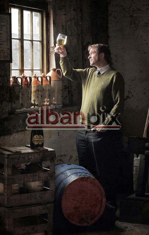 A family cider making business called Aspalls Cyder located in Aspall, Suffolk