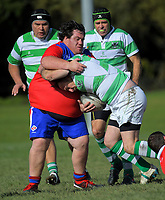 190608 Waikato Presidents Rugby - Marist v Te Rapa