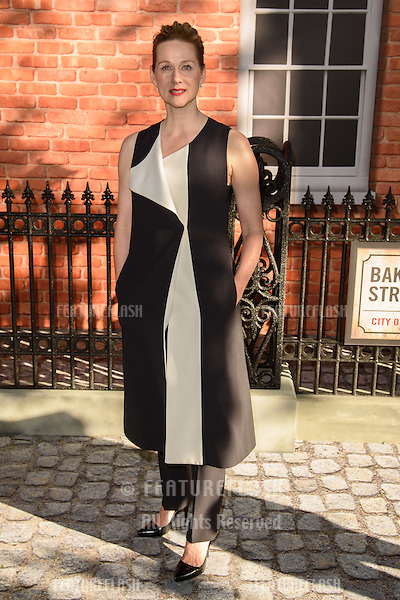 """Laura Linney at the UK premiere of """"Mr Holmes"""" at the Odeon Kensington, London<br /> June 10, 2015  London, UK<br /> Picture: Steve Vas / Featureflash"""