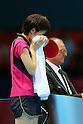2012 Olympic Games - Table Tennis - Women's Singles Semi-final