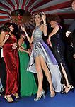 LAURA MORINO TESO SULLA PISTA DA BALLO<br /> CIRCUS GALA - FESTA DI COMPLEANNO DI LAURA MORINO TESO ALL'ATA HOTEL MILANO 2010