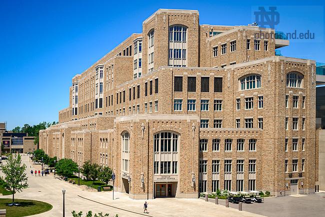 June 15, 2021; Duncan Student Center, summer 2021 (Photo by Matt Cashore/University of Notre Dame)