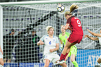 Orlando, FL - Wednesday March 07, 2018: Lindsey Horan during the She Believes Final Cup Match featuring USA Women's National Team vs. Englands Women's National Team
