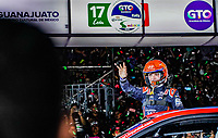 13th March 2020, Guanajuato, Mexico; WRC Rally of Mexico;   Nicolas Gilsoul BEL and Hyundai i20 Coupe WRC