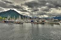 Sitka, Alaska by Peter Wochniak