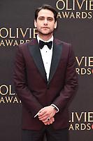 Luke Pasquilano<br /> arriving for the Olivier Awards 2019 at the Royal Albert Hall, London<br /> <br /> ©Ash Knotek  D3492  07/04/2019