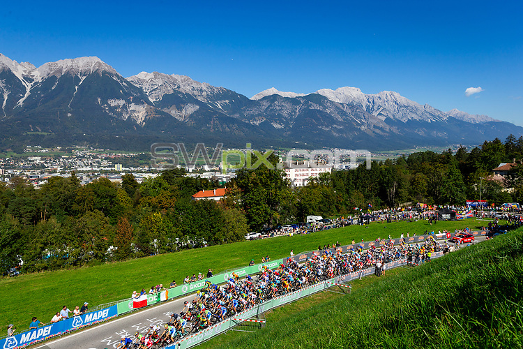 Picture by Alex Whitehead/SWpix.com - 30/09/2018 - Cycling - UCI 2018 Road World Championships - Innsbruck-Tirol, Austria - The Brief.