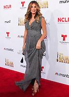 PASADENA, CA, USA - OCTOBER 10: Daisy Fuentes arrives at the 2014 NCLR ALMA Awards held at the Pasadena Civic Auditorium on October 10, 2014 in Pasadena, California, United States. (Photo by Celebrity Monitor)