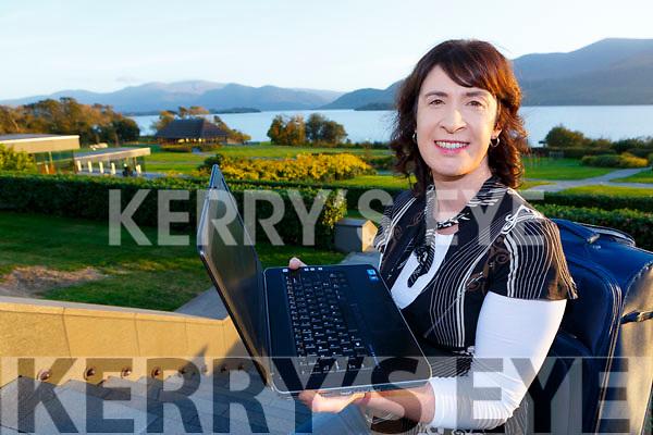 Travel blogger Hazel Joy Killarney who has nominated for Best Blog Post category in the Blog Awards Ireland