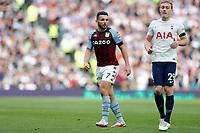 3rd October 2021; Tottenham Hotspur Stadium. Tottenham, London, England; Premier League football, Tottenham versus Aston Villa: John McGinn of Aston Villa