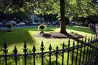 Union Park, South End, Boston, MA