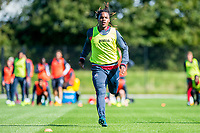 Renato Sanches in action during the Swansea City training session at The Fairwood training Ground, Swansea, Wales, UK. Wednesday 13 September 2017