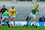 Michael O'Leary, Kerry during the Joe McDonagh Cup Final match between Kerry and Antrim at Croke Park in Dublin.