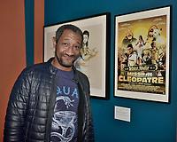 Edouard MONTOUTE - Vernissage de l'exposition Goscinny - La Cinematheque francaise 02 octobre 2017 - Paris - France