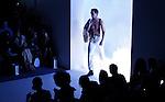 Zang Toi show at Mercedes-Benz Fashion Week