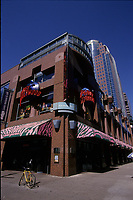 Planet Hollywood in downtown Montreal Trust Building,( Mc Gill College avenue -