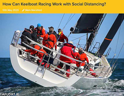 Mark Mansfield's May article in Afloat was well received across the racing world