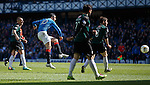 Haris Vuckic lashes in Rangers second goal