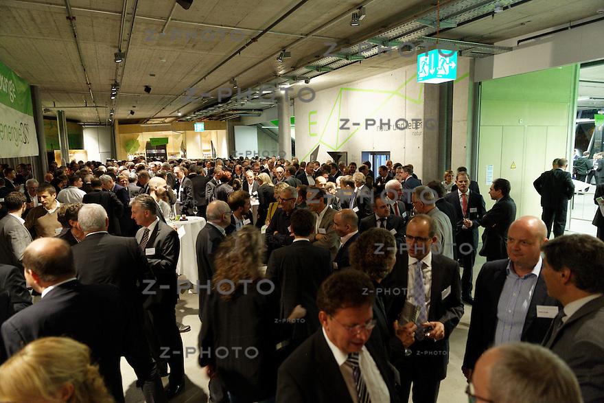 am 29. Oktober 2015 in der Umwelt Arena Spreitenbach - Smart Energy Party 2015<br /> <br /> Copyright © Zvonimir Pisonic
