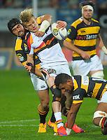 150918 ITM Cup Rugby - Taranaki v Waikato