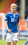 Dundee United v St Johnstone…..01.08.20   Tannadice  SPFL<br />Ali McCann<br />Picture by Graeme Hart.<br />Copyright Perthshire Picture Agency<br />Tel: 01738 623350  Mobile: 07990 594431
