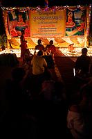 Festivites de Meak Bochea au CAMBODGE, 28 Janvier 2021.