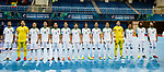 Myanmar vs Iraq during the AFC Futsal Championship Chinese Taipei 2018 Group Stage match at University of Taipei Gymnasium on 04 February 2018, in Taipei, Taiwan. Photo by Yu Chun Christopher Wong / Power Sport Images