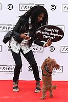 Sinitta<br /> arriving for FriendsFest 2021, Clapham Common, London.<br /> <br /> ©Ash Knotek  D3567 24/06/2021