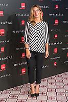 "Alejandra Onieva attend the Premiere of the movie ""Musaranas"" in Madrid, Spain. December 17, 2014. (ALTERPHOTOS/Carlos Dafonte) /NortePhoto /NortePhoto.com"