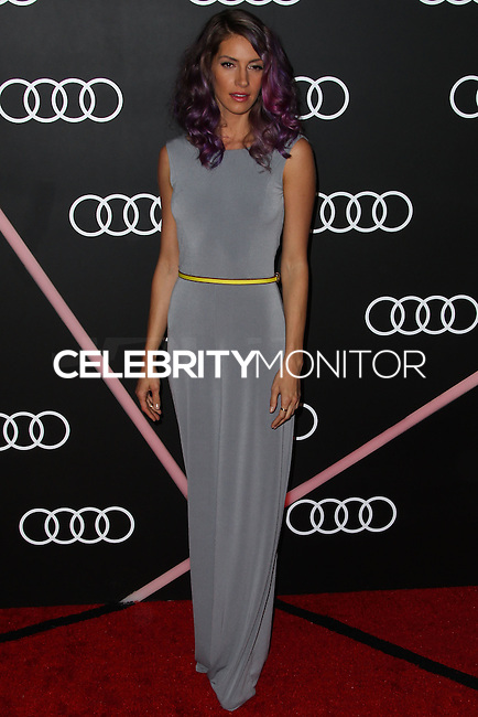 LOS ANGELES, CA - JANUARY 09: Dawn Olivieri at the Audi Golden Globe Awards 2014 Cocktail Party held at Cecconi's Restaurant on January 9, 2014 in Los Angeles, California. (Photo by Xavier Collin/Celebrity Monitor)