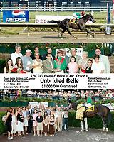 Team Valor's Unbridled Belle winning 2007 The Million Dollar Delaware Handicap