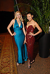 Models Irena Shyshkina and Yuan Yuan at the Houston Grand Opera Ball at the Wortham Theater Saturday  April 05,2008. (Dave Rossman/For the Chronicle)