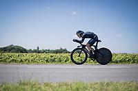 Michal Kwiatkowski (POL/INEOS Grenadiers)<br /> <br /> Stage 20 (ITT) from Libourne to Saint-Émilion (30.8km)<br /> 108th Tour de France 2021 (2.UWT)<br /> <br /> ©kramon